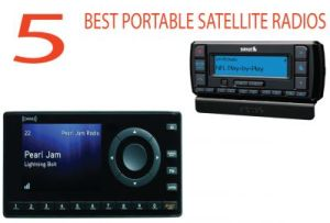 BEST PORTABLE SATELLITE RADIO