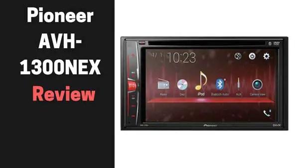 avh-1300nex review