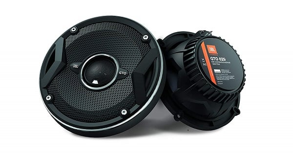 JBL GTO629 Premium-Best 6.5-inch Car Speakers For Bass