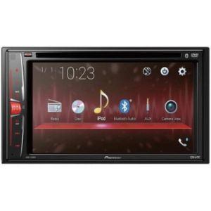 "Pioneer AVH-210EX in-Dash 2-DIN 6.2"" Touchscreen DVD Receiver"