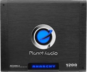 Planet Audio AC1200.2 2 Channel Car Amplifier