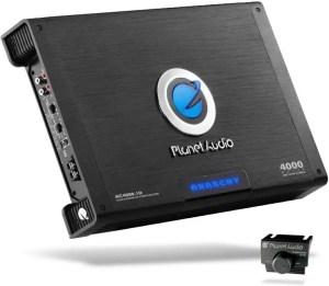 Planet Audio AC4000.1D Class D Car Amplifier
