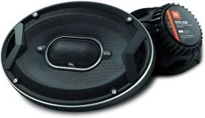 "JBL GTO939 GTO Series 6x9"" 300W 3 Way Black Car Coaxial Audio Speakers"