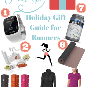 The Perfect Gift Guide for Runners