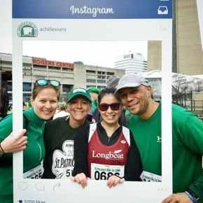 RACE REPORT: Achilles Canada 5K, Toronto, 2016