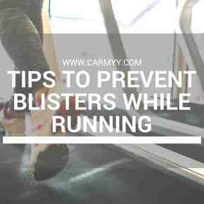 Tips to Prevent Blisters While Running