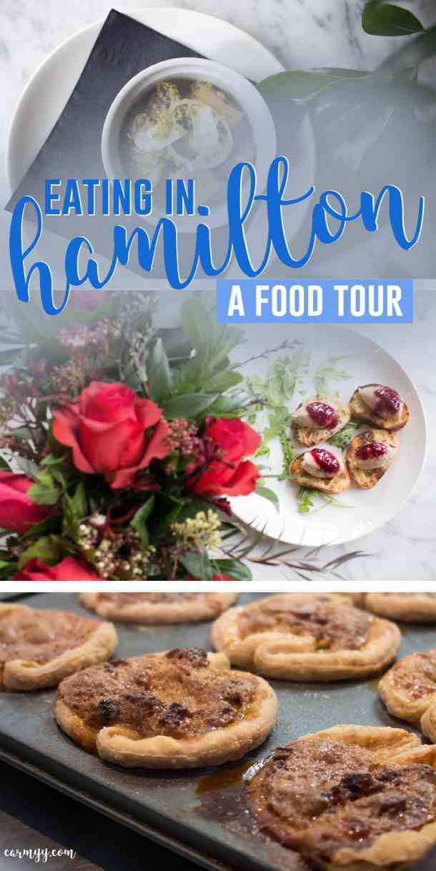 Eating in Hamilton: A Food Tour