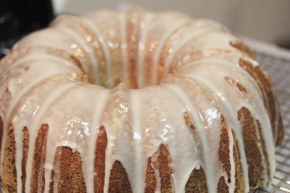The Ultimate Lemon Bundt Cake