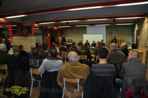 1ère réunion du club Carnaliège - 10 mars 2010