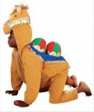 костюм верблюда