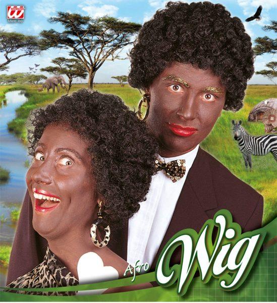 Peruca Afro