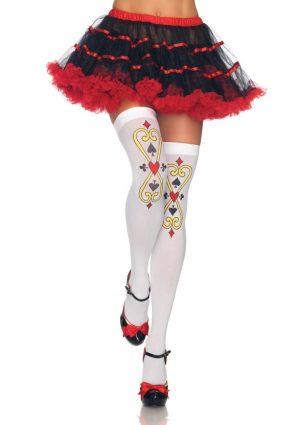 Ciorapi Albi Royal