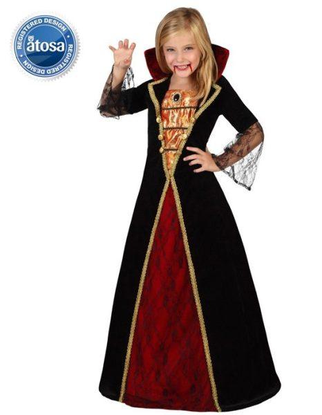 Costum Vampirita 5 6 Ani