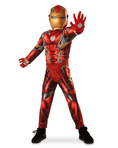 Costum Marvel Iron Man 7 8 Ani