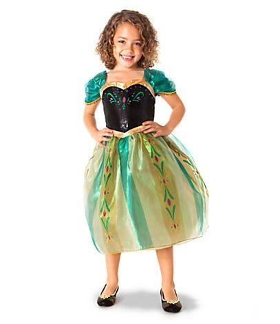 Costum Disney Frozen Anna