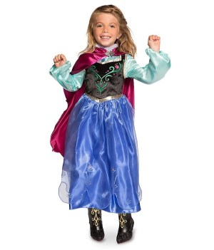 Costum Disney Frozen Anna