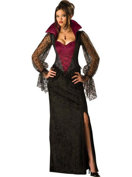 Costum Vampirita Gotic
