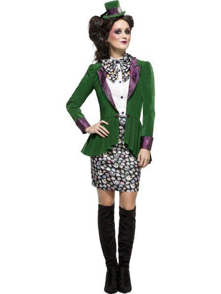 Costum Alice Palarierul Nebun