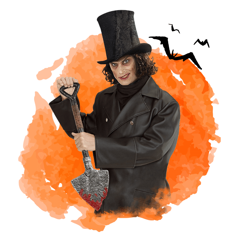 Arme Halloween