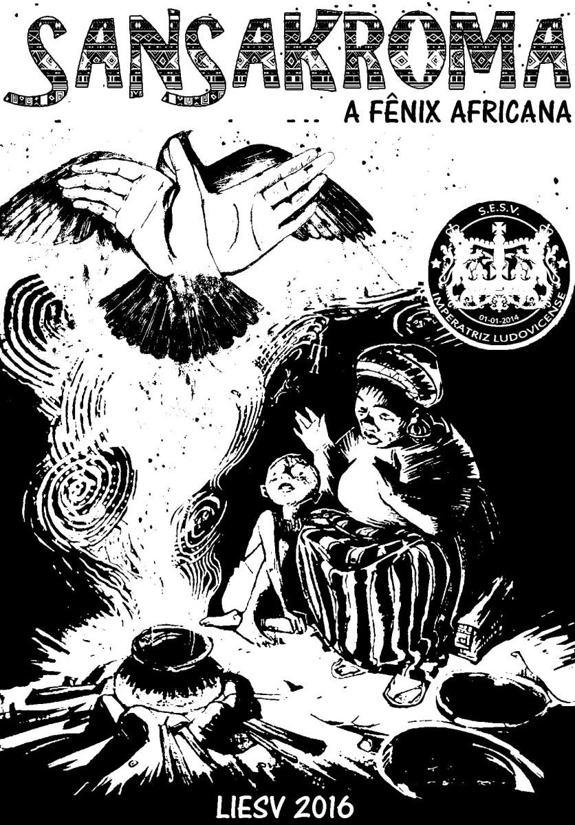 Confira a sinopse afro da Imperatriz Ludovicense