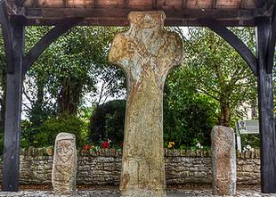 Photo of Donagh Cross Carndonagh.