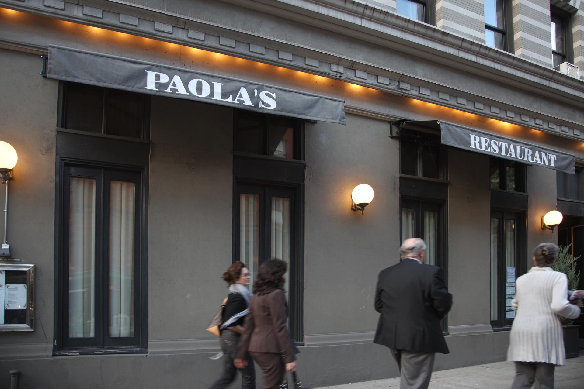 Tapas Restaurant Upper East Side