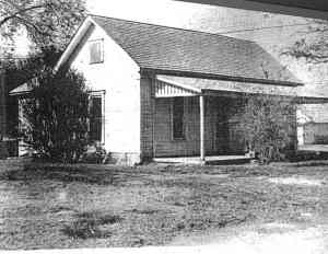 This house served as our first office back in 1915.