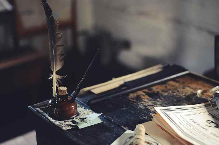 Fancy tools are not necessary - writing is writing