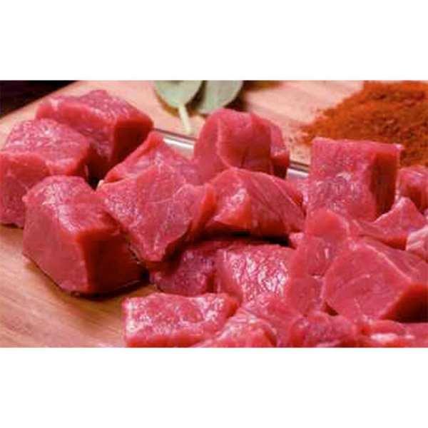 Comprar carne en tacos de ternera retinta.
