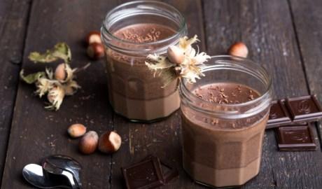 Recette de la mousse aux deux chocolats