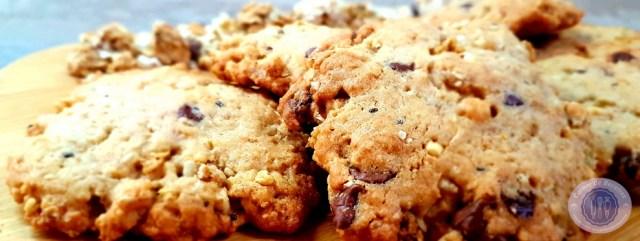 Cookies aux céréales