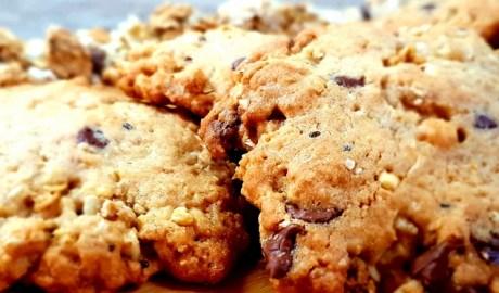 Recette des cookies aux céréales