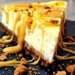 Recette cheesecake spéculoos et caramel beurre salé