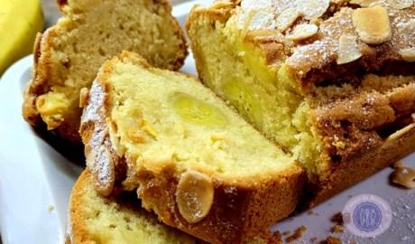Recette du cake rustique pommes-bananes