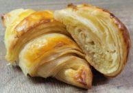 Croissants au beurre maison