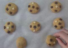 Recette biscuits pralinés maison