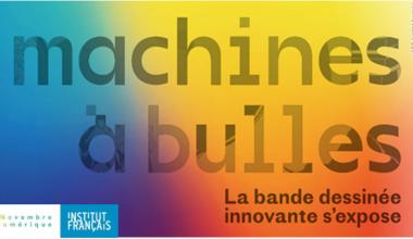 logo machine à bulles