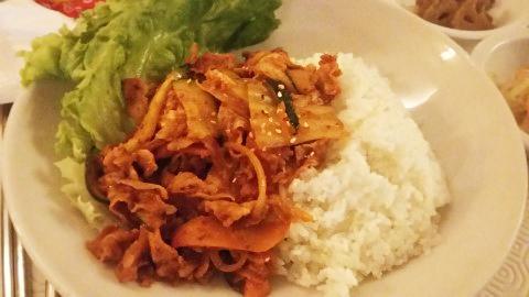 Restaurant coréen à Opéra, Guibine