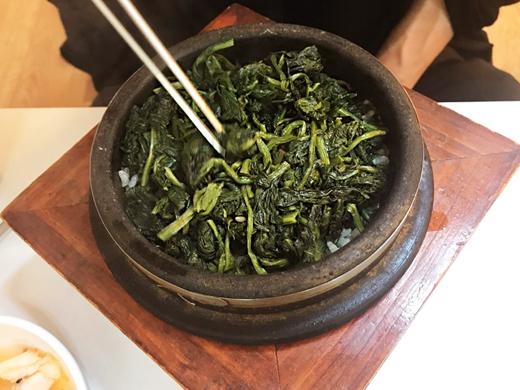Restaurant de Gondeure bap à Gangwon