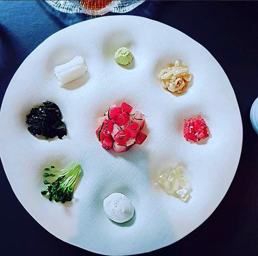 Jungsik: restaurant Fine Dining à Séoul