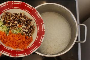 recette: porridge de légumes