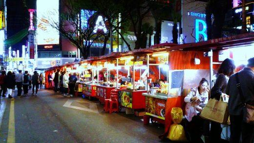Culture culinaire: Pojangmacha