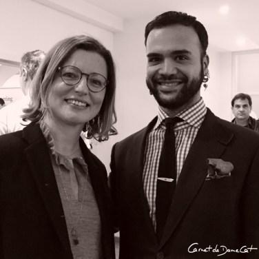 Avec Pericles Kondylatos- Photo@carnetdedamecatherine