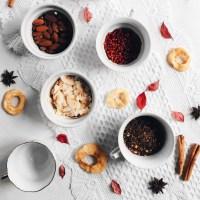 Tisane Rooibos aux Épices, Pommes, Amandes et Noix de Coco