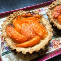 Tartelettes Express aux Abricots by Lutsubo