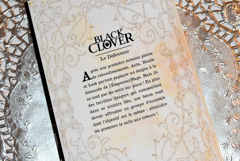 Chronique Black Clover 2