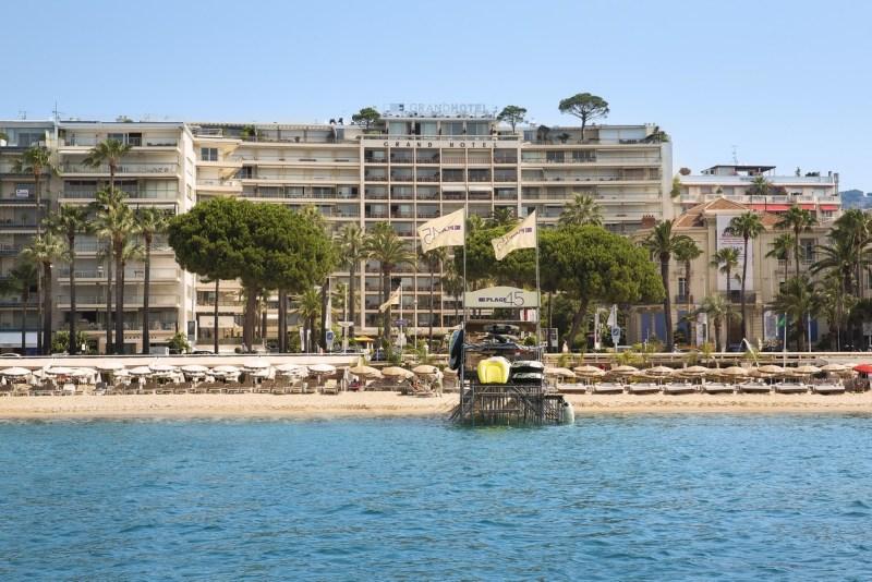 Grand Hôtel de Cannes