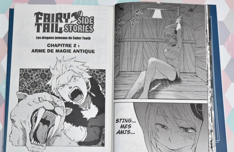 Fairy Tail Side Stories