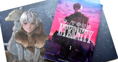 [MANGA] To Your Eternity – Tome 1