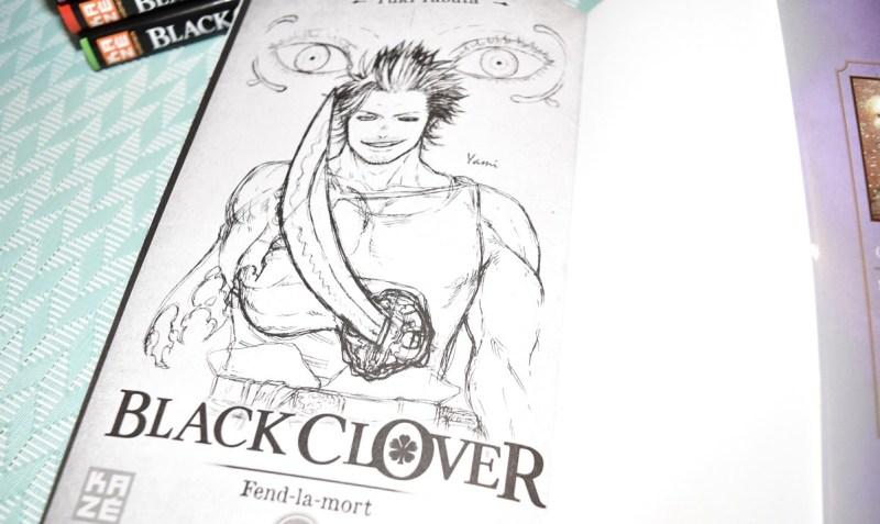 Black Clover 6 Kaze